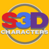S3D_Characters