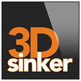 3Dsinker