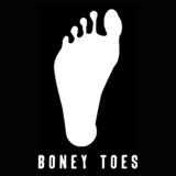 boney toes